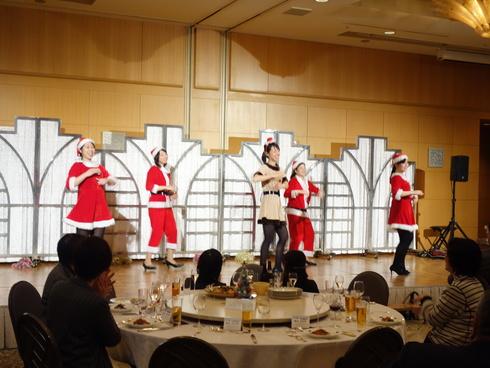 第18回 クリスマス親睦会_e0190287_1373961.jpg