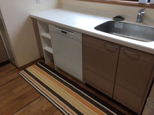 Office・Kitchen'sのキッチン・ミニリフォーム工事_a0155290_18232459.jpg