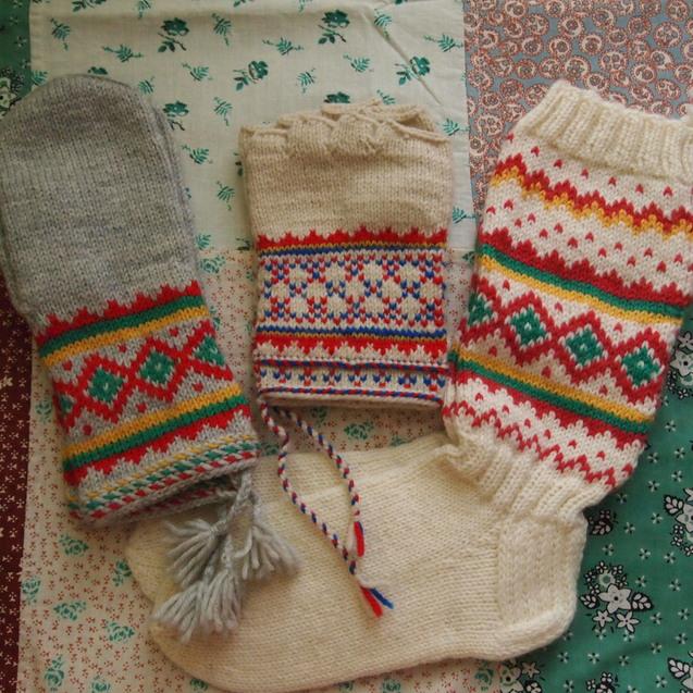 北欧の手袋&靴下_a0292194_194987.jpg