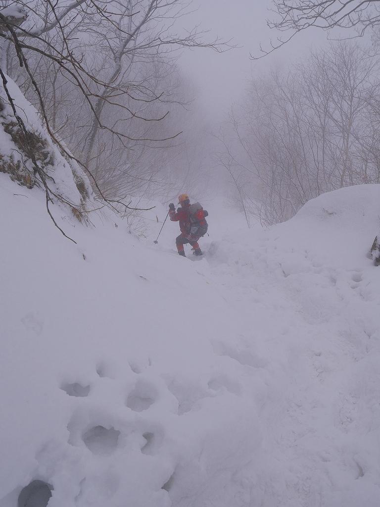 恵庭岳、12月21日_f0138096_9573265.jpg