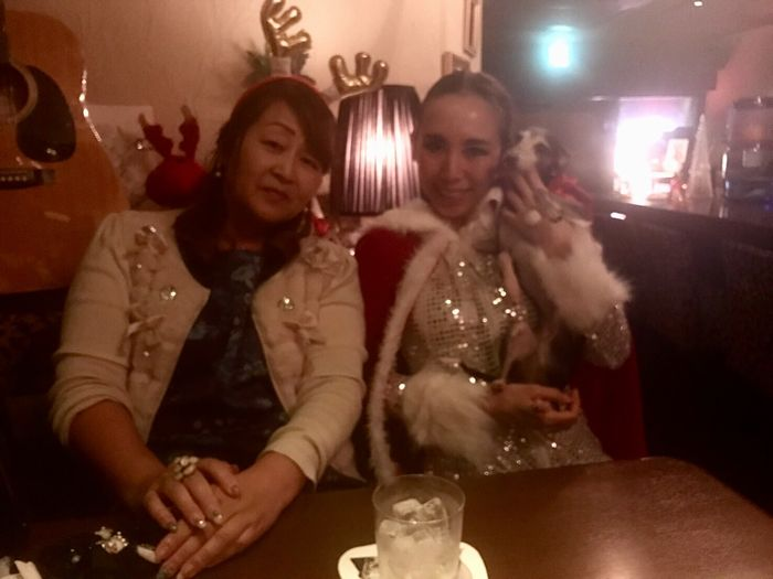 miumiuのクリスマス会。_a0050302_15493894.jpg