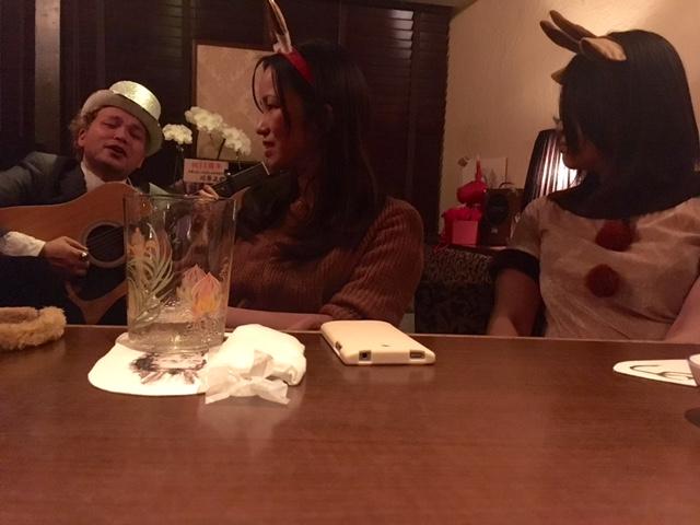 miumiuのクリスマス会。_a0050302_1551146.jpg