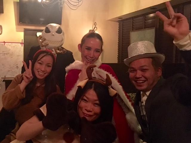 miumiuのクリスマス会。_a0050302_1602734.jpg
