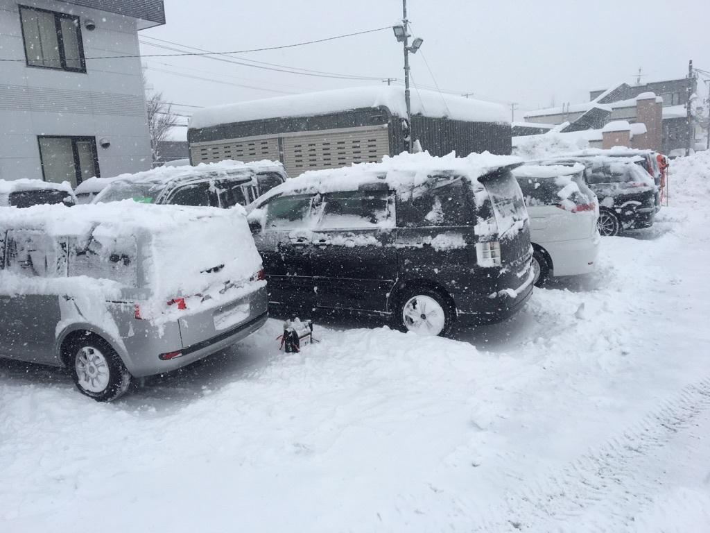 12月23日(金)☆TOMMYアウトレット☆モビリオスパイクT様納車(人´▽`*)大雪警報!!あゆブログ♪_b0127002_16373950.jpg