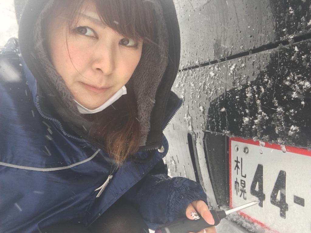 12月23日(金)☆TOMMYアウトレット☆モビリオスパイクT様納車(人´▽`*)大雪警報!!あゆブログ♪_b0127002_16584418.jpg