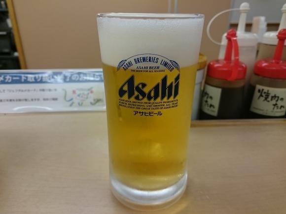 12/22夜勤明け 鶏と白菜のクリームシチュー定食¥630 + 生ビール2杯¥300@松屋_b0042308_16410607.jpg