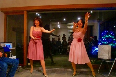 『Think Pink Party』レポート②_c0200917_03001496.jpg