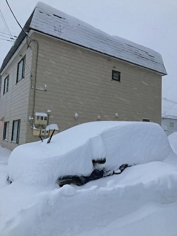 E-M1 MarkIIは来たけれど大雪に参った_f0234423_23135066.jpg
