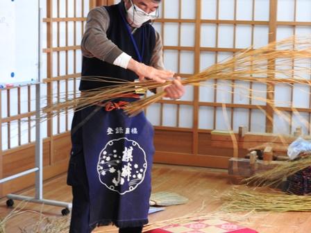 米作り6・お飾りを作ろうA~鳥居形~_a0123836_15263151.jpg