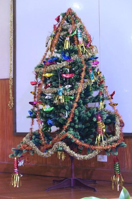 日系人会(北ルソン比日基金・北ルソン友交協会:アボン)のクリスマス in バギオ_a0109542_15465461.jpg