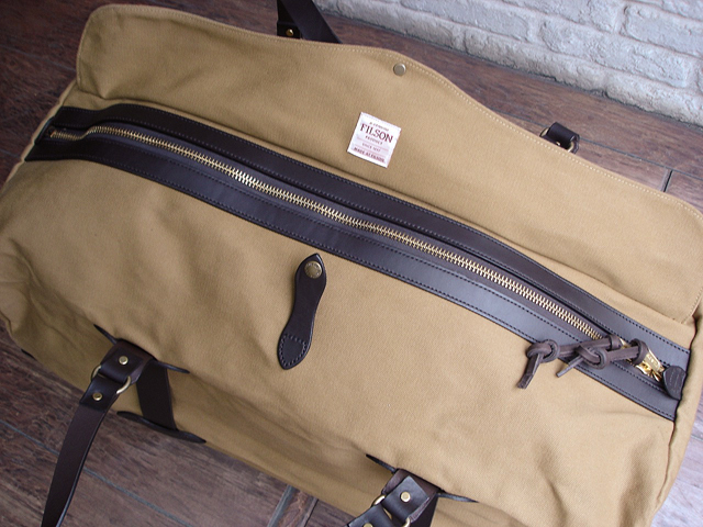 NEW : Filson [Rolling Duffle Bag] Large !!_a0132147_15563626.jpg