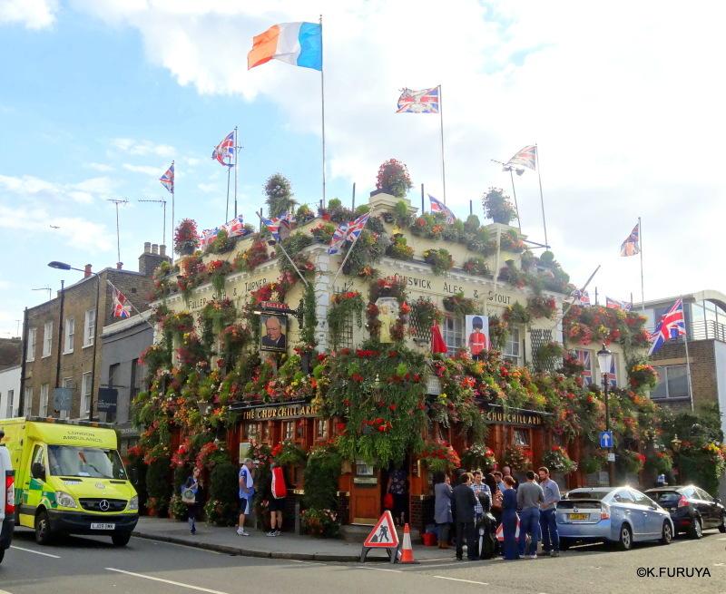 ロンドン 5   ポートベロー・マーケット_a0092659_23402349.jpg