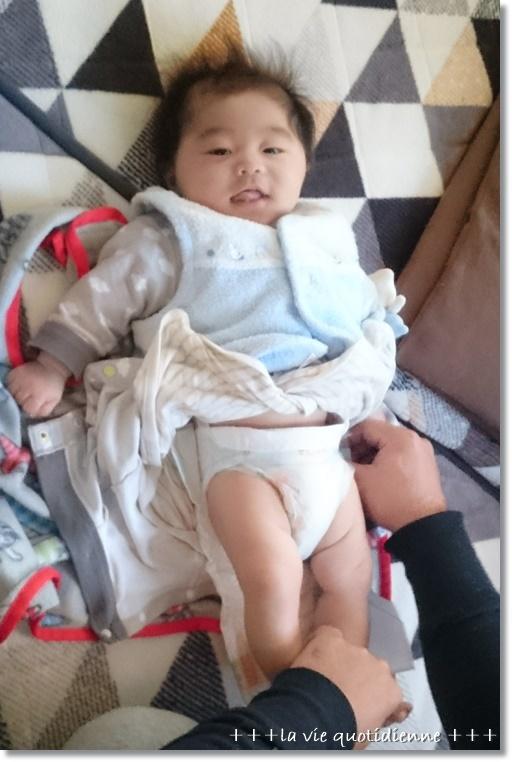 王子、生後3ヶ月になった記録♪_a0348473_09290803.jpg