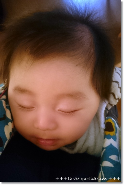 王子、生後3ヶ月になった記録♪_a0348473_09292405.jpg
