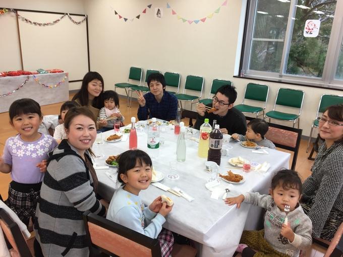 深山荘クリスマス会_d0182179_1823738.jpg