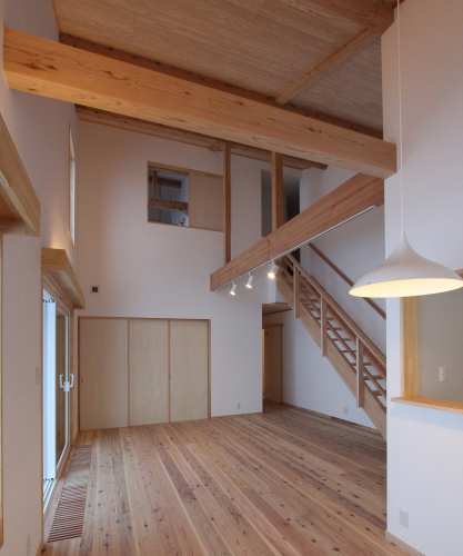 Q1住宅美郷の家:引渡_e0054299_18082771.jpg