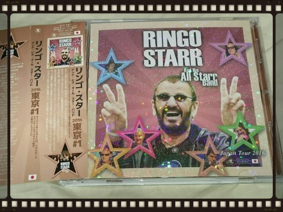 RINGO STARR And His All Starr Band / TOKYO #1_b0042308_15235059.jpg
