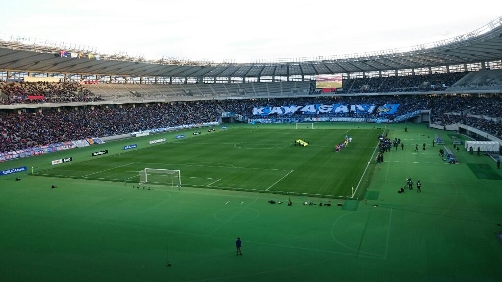 第96回天皇杯サッカー選手権準々決勝  FC東京 - 川崎フロンターレ_b0042308_18490966.jpg