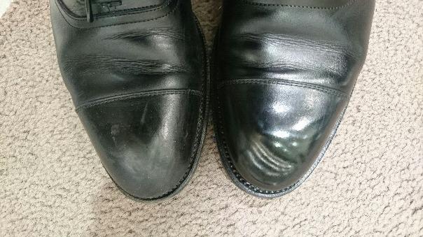 靴、汚れていませんか?_b0226322_10510614.jpg