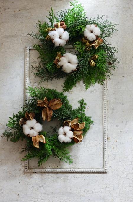 12月定期スクール クリスマスリースなど とお正月アレンジ販売_a0042928_18131499.jpg