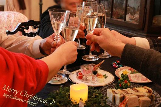 Merry Christmas! サンタさんはふるさと納税_a0264538_12541625.jpg