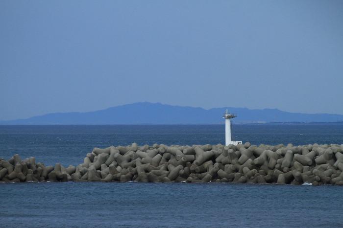 橋立港から見た宝達山_c0155950_1535666.jpg