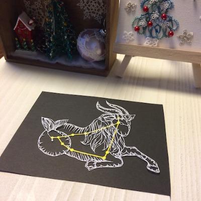 タティングレースのクリスマスツリーと素敵な出会いと。(ハンドメイド・雑貨DIY部門)_f0089355_23261544.jpg