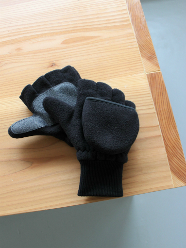 DENTS Fleece Glove / Holland_b0139281_14372594.jpg