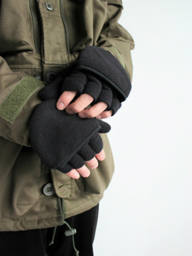 DENTS Fleece Glove / Holland_b0139281_1440090.jpg