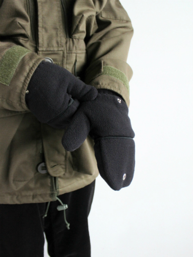 DENTS Fleece Glove / Holland_b0139281_14404511.jpg