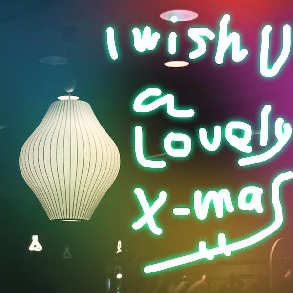I wish U a Lovely X-mas !!_f0111683_19050013.jpg