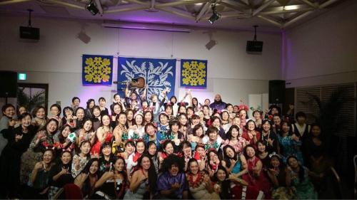 今年も楽しみましたっ♡ Halau O Waiulu Xmas Party 2016_d0256587_11575097.jpg