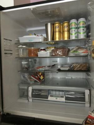 冷凍冷蔵庫の おかたづけと掃除に ♪ Before &After_a0239890_10115852.jpg