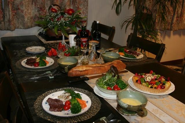 今年のお家クリスマス・・♪  _f0229190_20345506.jpg