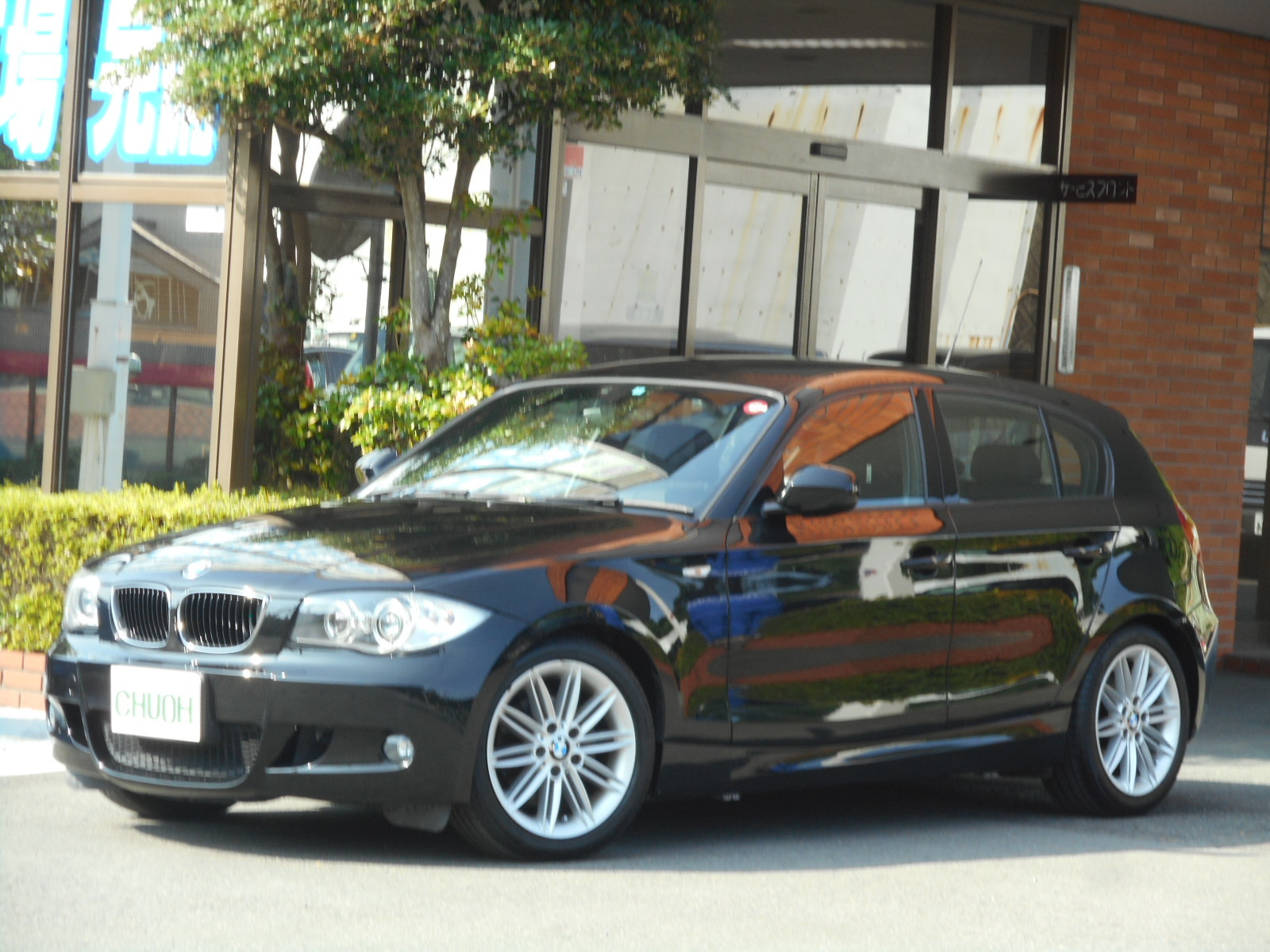BMW116iご成約頂きました!_c0267693_17353095.jpg