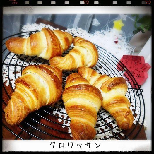 発酵バターでクロワッサン_a0105740_16533203.jpg