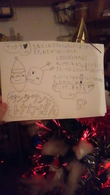 我が家のクリスマス事情 2016_e0353657_21245289.jpg