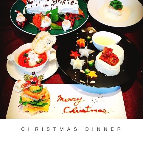 CHRISTMAS DINNER 🎅_d0172367_10283304.jpg
