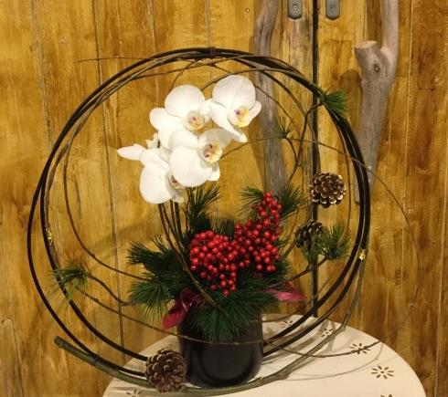 さあ‼️   お正月🎍・・・お正月飾りお正月アレンジ販売です。_b0137969_19514086.jpg