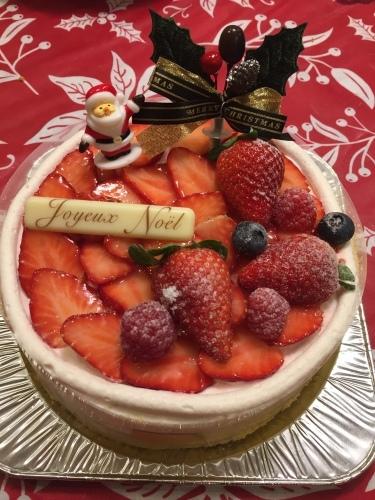 【クリスマス】3連休最終日☆代官山でお茶&IPへ♪_a0335677_21161104.jpeg