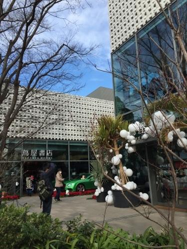 【クリスマス】3連休最終日☆代官山でお茶&IPへ♪_a0335677_21164785.jpeg