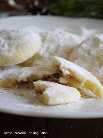 イタリア菓子 スポンガータ_f0361692_10534536.jpg