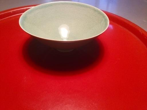 青磁の茶碗…ソウル土産_b0210699_01135315.jpeg