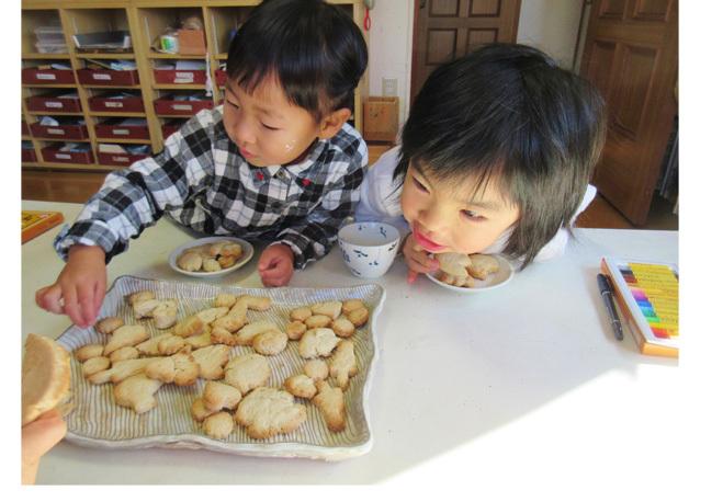 クリスマス会♪ 幼児クラス(上高野)_f0211514_19354652.jpg