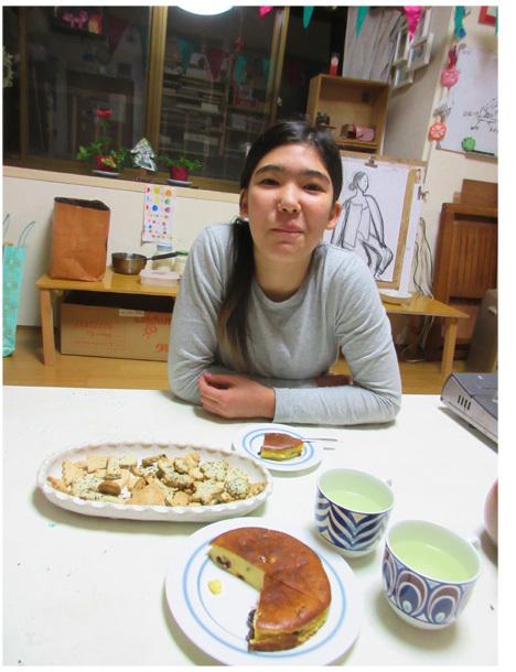 イギリスのお茶会・中学生クラス(上高野)_f0211514_22281767.jpg