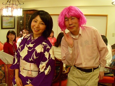 『Think Pink Party』レポート最終回_c0200917_19163646.jpg