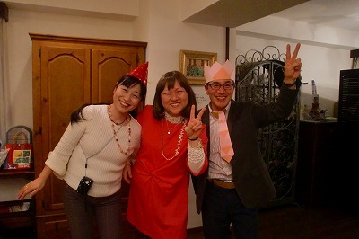『Think Pink Party』レポート最終回_c0200917_19171482.jpg