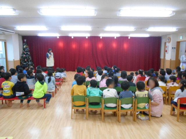 クリスマス会_e0148419_16344183.jpg