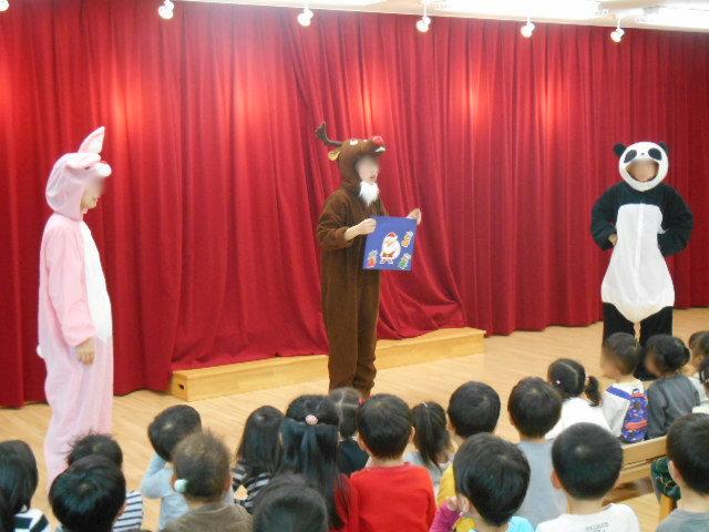 クリスマス会_e0148419_16362495.jpg
