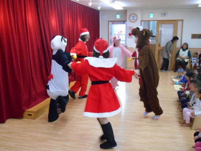クリスマス会_e0148419_16374954.jpg
